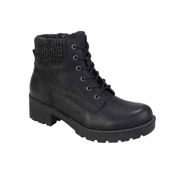 STHEF - Botines Combat Shoes (35-39)
