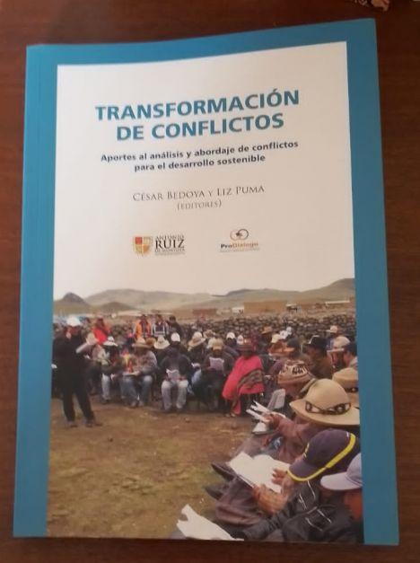 Transformación de Conflictos-Aportes al Análisis y abordaje de conflicto para el desarrollo sostenible