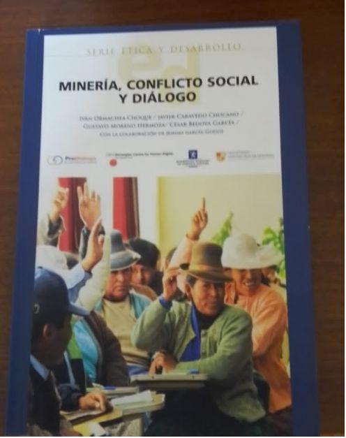 Minería Conflicto Social y Diálogo
