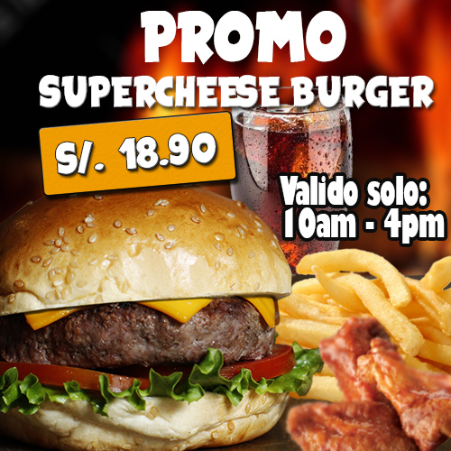 PROMO SUPER CHEESE