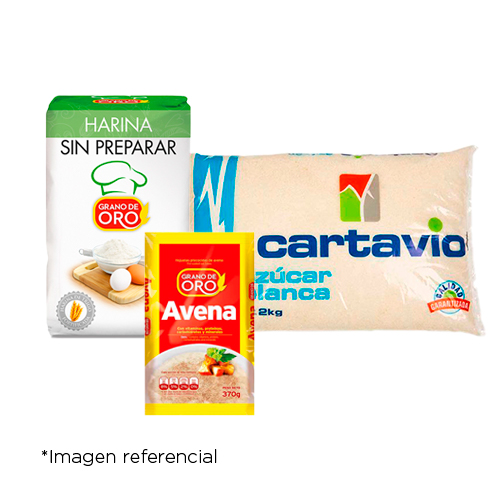 Pack Galletas de Avena