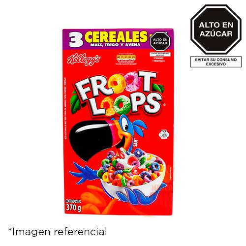 Kellogg´s Froot Loops. Caja de 370 g