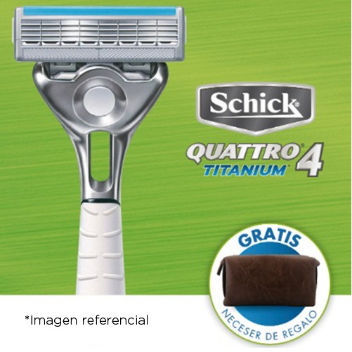 Pack Máquina de afeitar