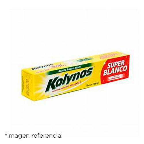 Kolynos Súper blanco 75 ml