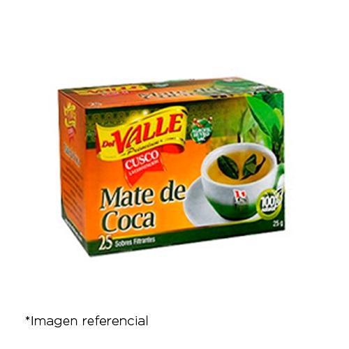 Del Valle Mate de Coca x 25 Sobres