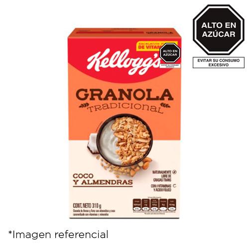 Kellogg's Granola. Caja de 310 g