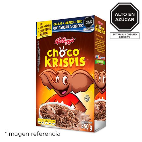 Kellogg´s Choco Krispis. Caja de 550 g