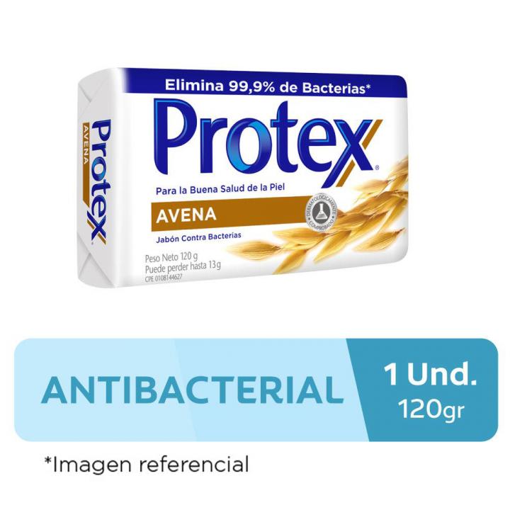 Protex Avena. Barra de 120 g