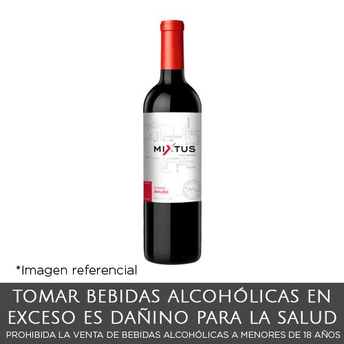 Trivento Mixtus Shiraz Malbec Vino Botella de 750 ml