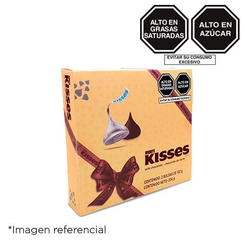Hershey's Kisses Caja Chocolate con Leche 204 g