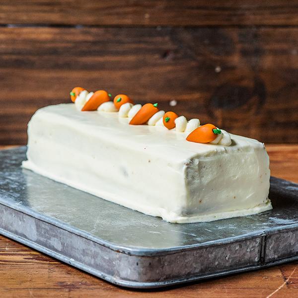 CARROT CAKE- KEKE DE ZANAHORIA