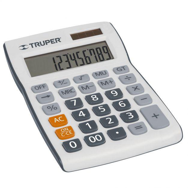 Calculadora de escritorio, 19 cm