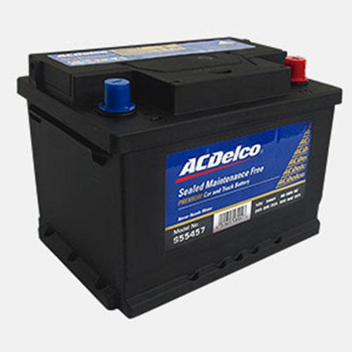 Batería Ac Delco para auto de 11 placas S54459
