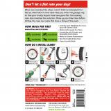 Sellador Slime para llantas de bicicletas con cámara liquido 8 Oz