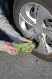 Sellador Slime Pro para llantas sin cámara Safe Tpms spray 24 Oz