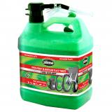 Sellador Slime para llantas con cámara liquido 1 gl