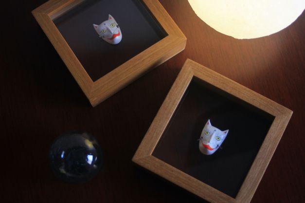 Kitsune miniatura