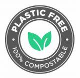 Cápsulas compostable (bio), tostado medio