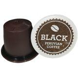 Bolsa de 100 cápsulas regulares. Tostado medio. Compatible con Nespresso ®.