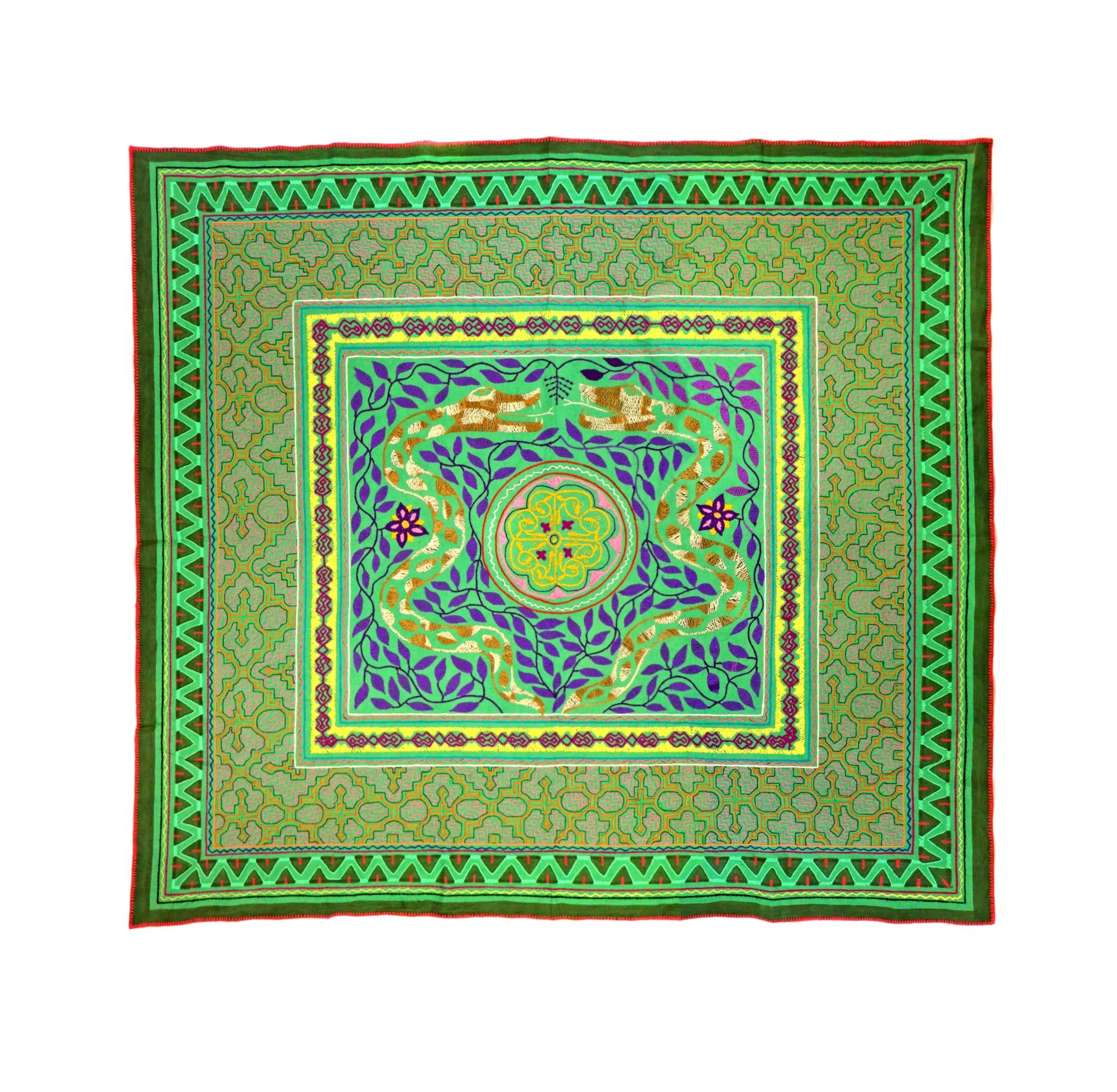Textil bordado