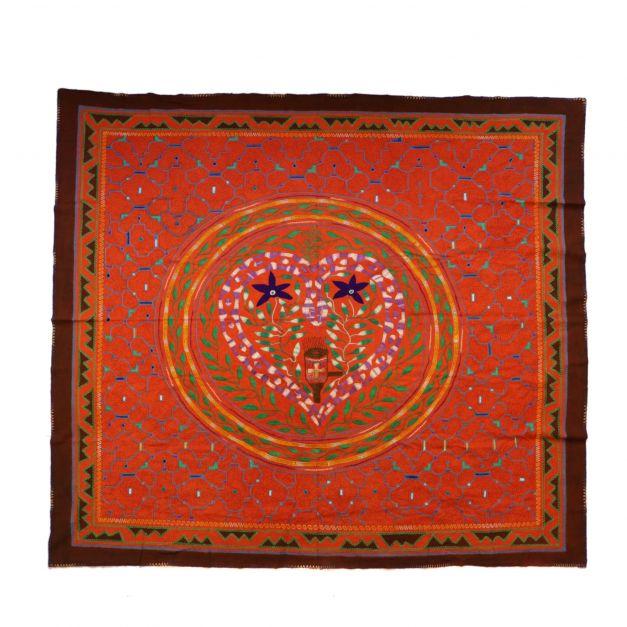 Manta flor de ayahuasca