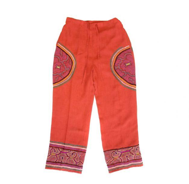 Pantalón de tocuyo
