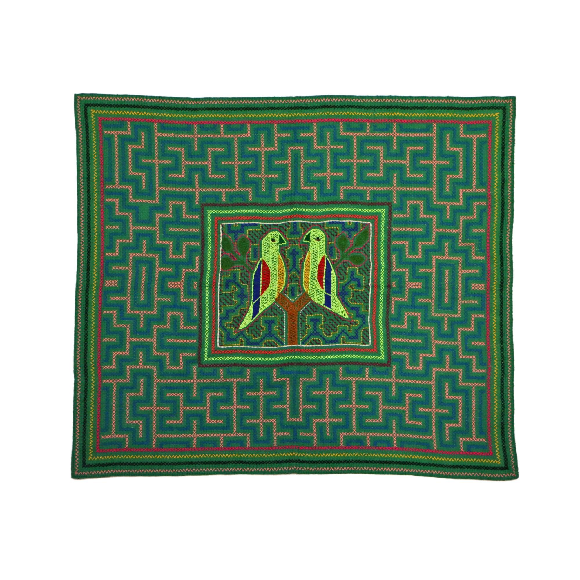 Textil bordado 1
