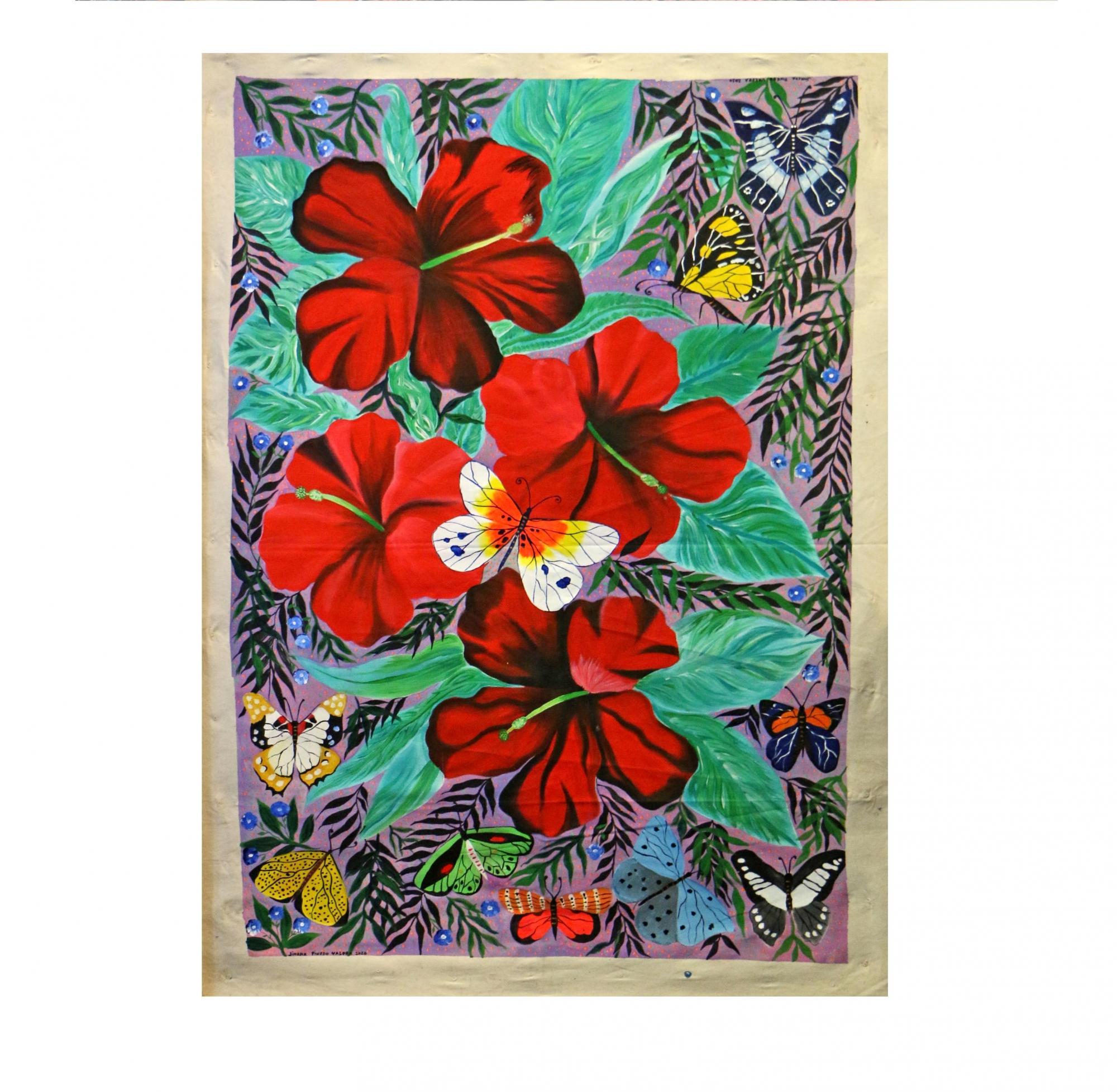 Florecimiento amazónico