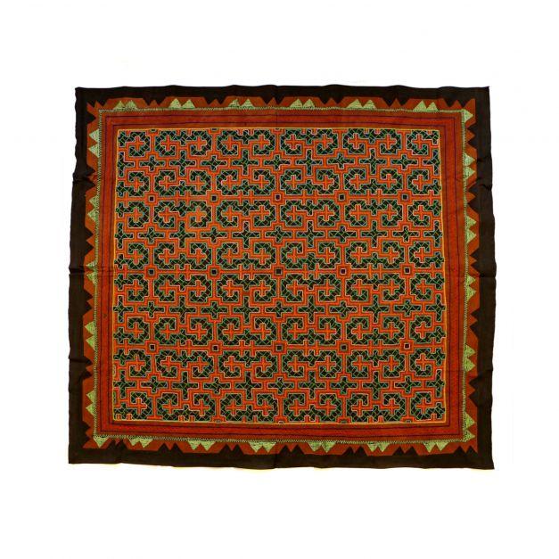 Textil bordado xao kané