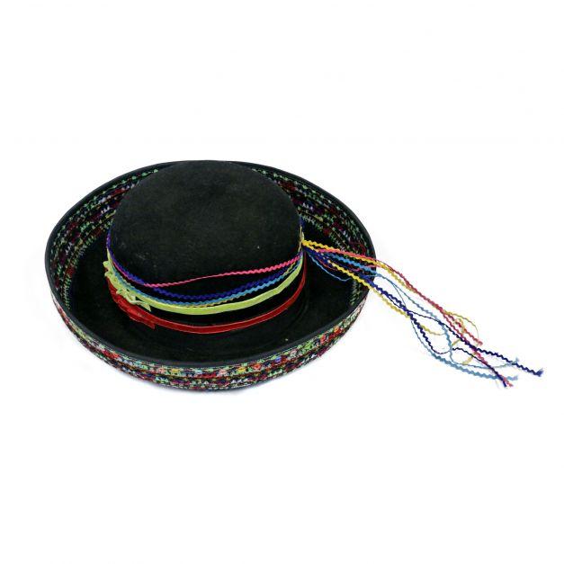 Sombrero negro de Sarhua