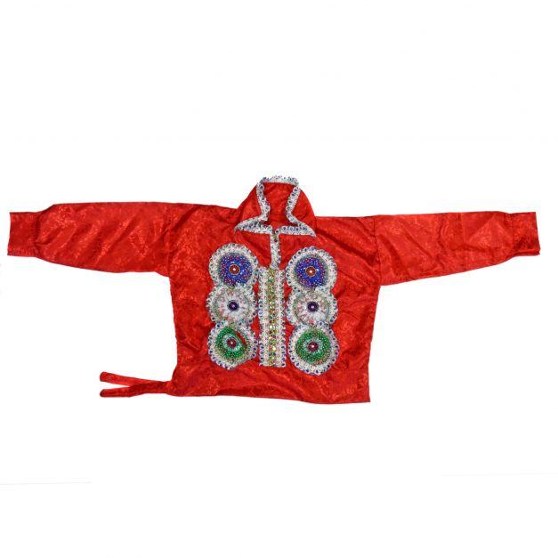 Blusa roja de Sarhua