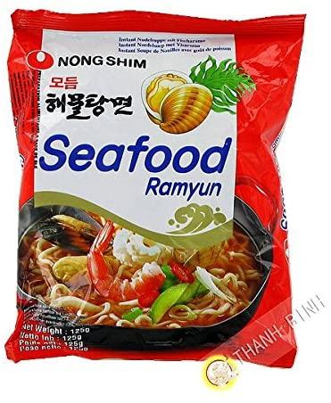 SEAFOOD RAMYUN 125GR