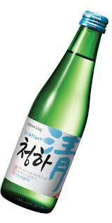 chung ha korean sake 300ml