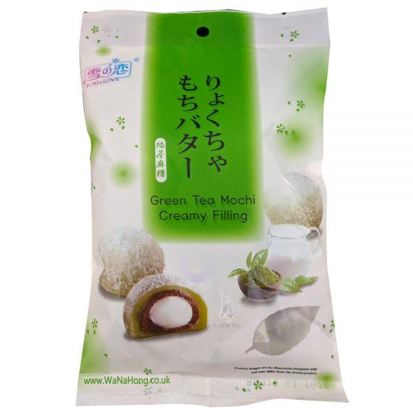 GREEN TEA MOCHI 120gr