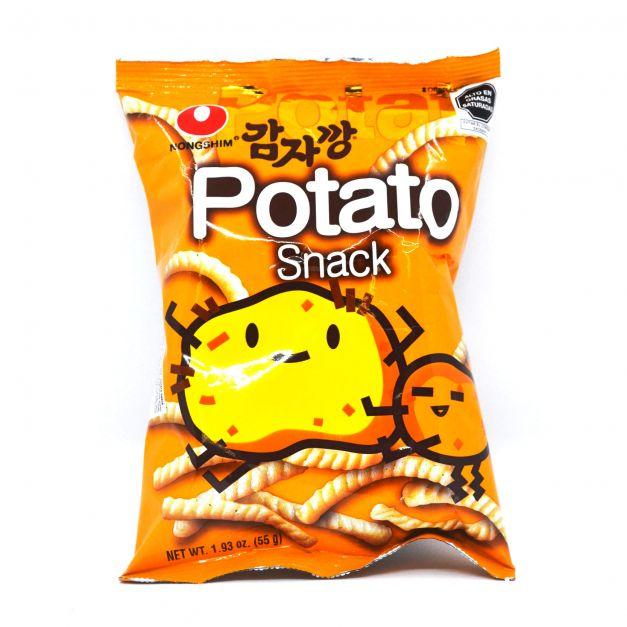 potato snack 55gr