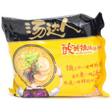 SOPA RAMEN spicy rork bone noodle130gr