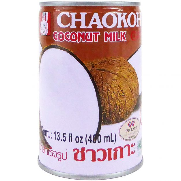 chaokoh leche de coco 400ml