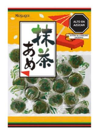 KASUGAI MATCHA AME 4.76oz(135g)