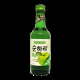 chum churum soju sabor de manzana 360ml