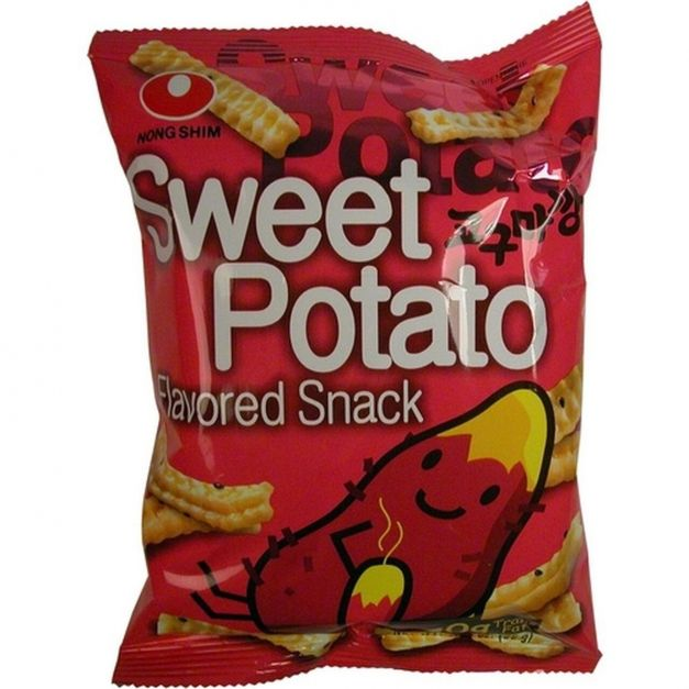 sweet potato snack 55gr