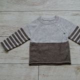 Joe listed sweater
