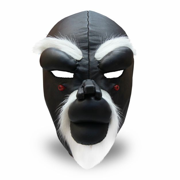 Máscara de los Negritos de Chupaca 1