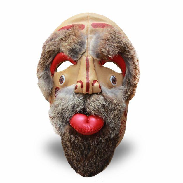 Máscara del Chuto de la Tunantada 2