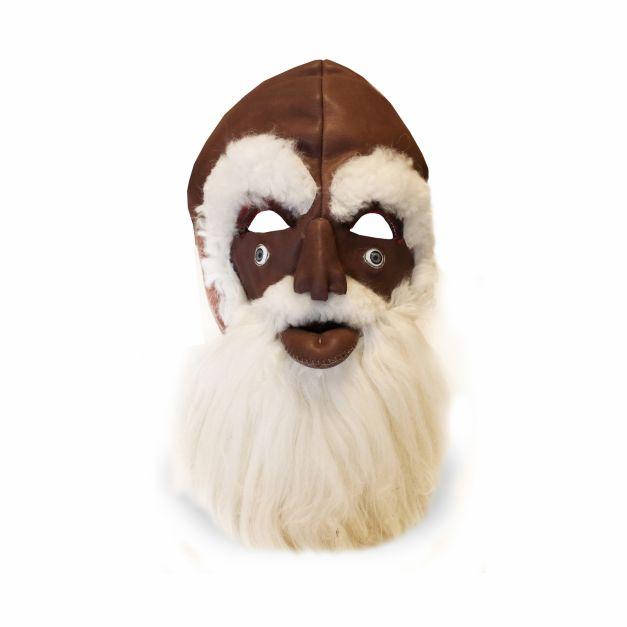 Máscara del Viejo de la Tunantada 2