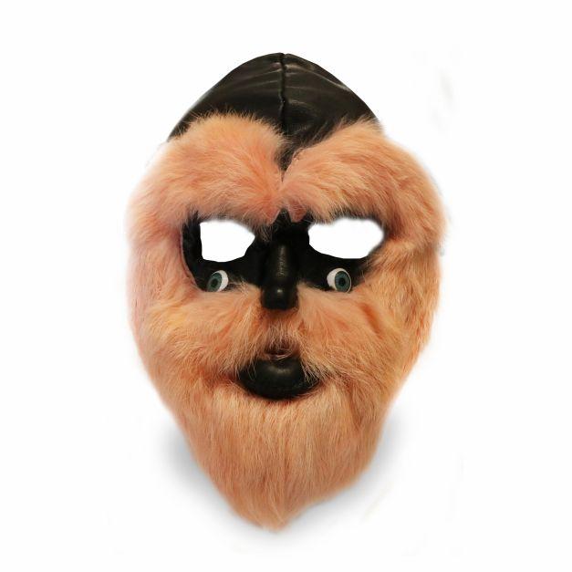 Máscara La Cuerva 3