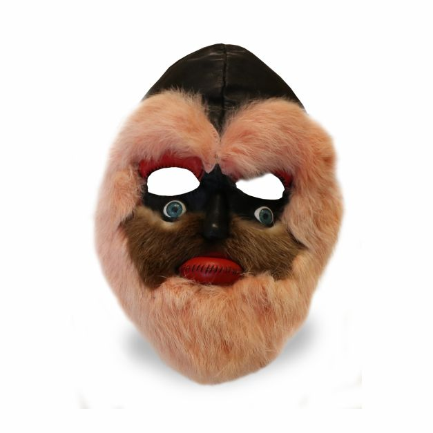Máscara La Cuerva 2