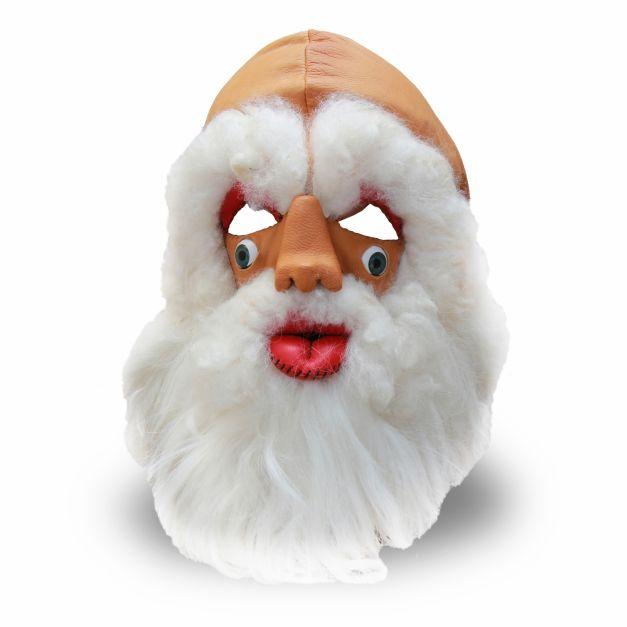 Máscara del Huatrila de la Tunantada