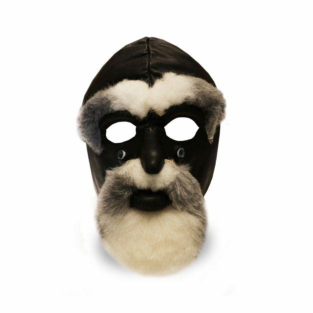 Máscara La Cuerva 1