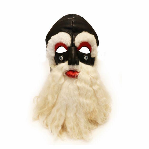 Máscara del Viejo de la Tunantada 1