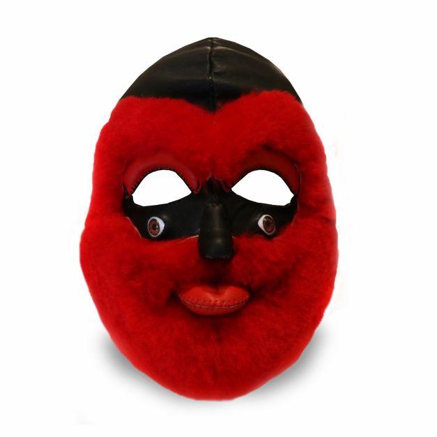 Máscara de los Chinchilpos y Gamonales 3